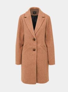 Svetlohnedý kabát ONLY Veronica