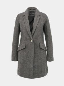Šedý kabát TALLY WEiJL