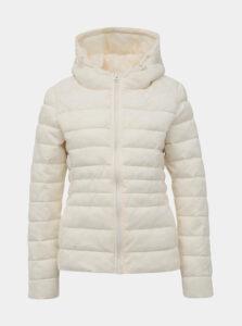 Biela dámska prešívaná bunda Haily´s Dora