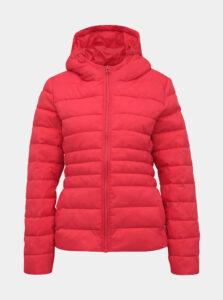Rúžová dámska prešívaná bunda Haily´s Dora