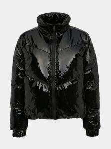 Čierna dámska prešívaná zimná bunda Haily´s Lacky