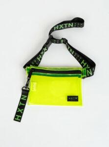 Zelená transparentná ľadvinka HXTN Supply Prime