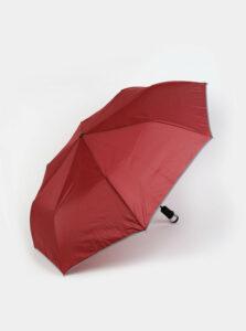 Vínový skladací vystrelovací daždnik so svetlom Something Special