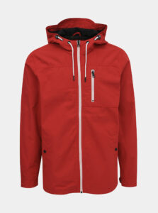 Červená bunda ONLY & SONS Asbjorn