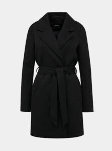 Čierny kabát VERO MODA Verodona