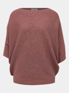 Staroružový sveter s netopierými rukávmi Jacqueline de Yong New Behave