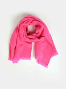 Rúžový šál TALLY WEiJL Flu