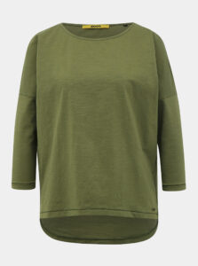 Zelené dámske basic tričko ZOOT Baseline Rosie