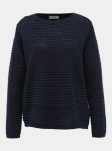 Tmavomodrý sveter Jacqueline de Yong Siu
