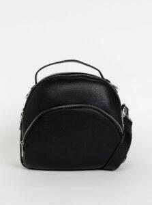 Čierna kabelka Pieces Nora
