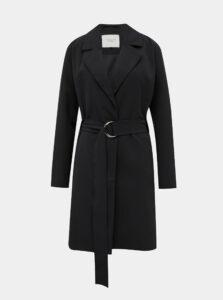 Čierny ľahký kabát Jacqueline de Yong Nella
