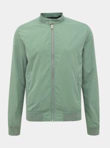 Zelená ľahká bunda Selected Homme