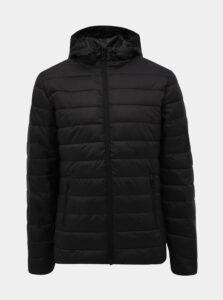 Čierna prešívaná bunda ONLY & SONS