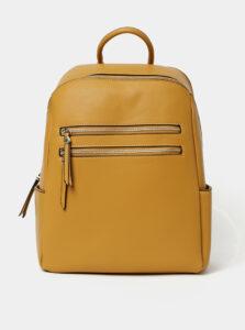 Horčicový batoh Bessie London