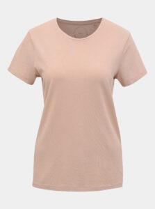 Ružové basic tričko ONLY New Cate