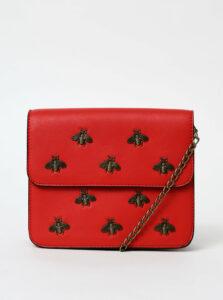 Červená crossbody kabelka Haily´s Fly