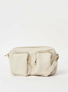 Krémová crossbody kabelka Haily´s Mady