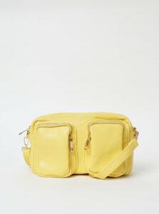 Žltá crossbody kabelka Haily´s Mady