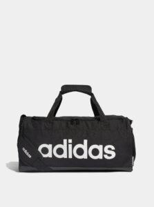 Čierna športová taška adidas CORE 25 l