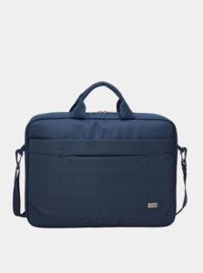 Modrá taška na notebook Case Logic Advantage