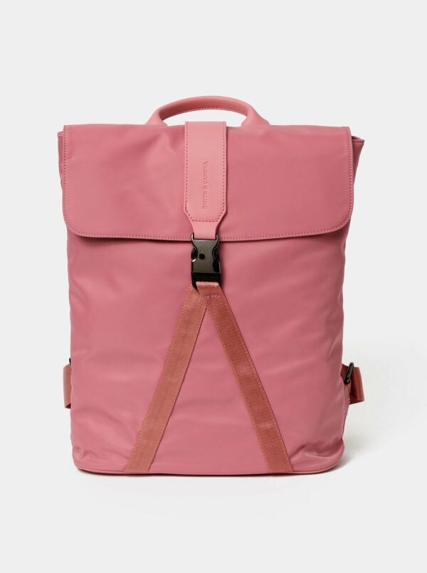 Ružový batoh Smith & Canova Thea