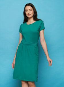 Tyrkysové šaty Tranquillo Loretta