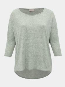 Svetlozelený sveter ONLY CARMAKOMA Lorine