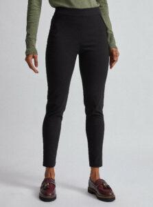 Čierne nohavice Dorothy Perkins Petite
