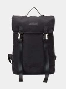 Čierny batoh Consigned Zane