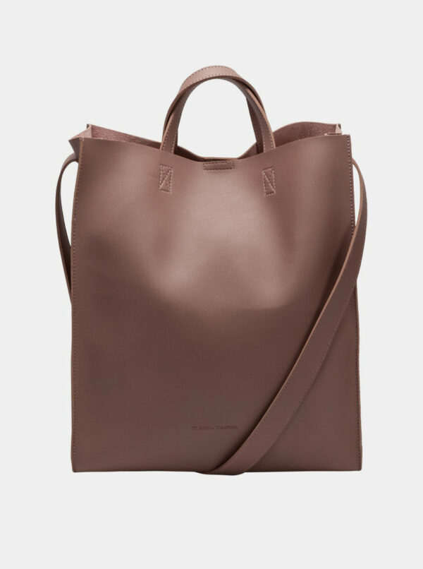 Staroružová kabelka s odnímateľným púzdrom Claudia Canova Retta