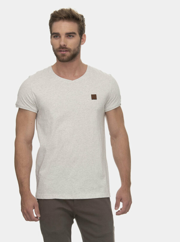 Biele pánske tričko Ragwear Venie