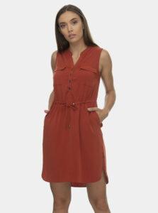 Tehlové šaty Ragwear Roisin