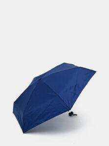 Tmavomodrý dáždnik Moon