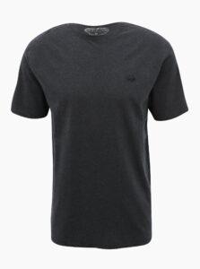 Čierne basic tričko Raging Bull