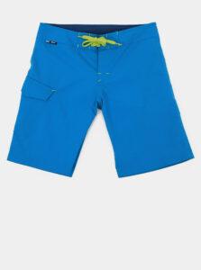 Modré chlapčenské funkčné kraťasy Hannah Vecta