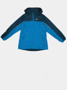 Modrá dievčenská vodeodolná bunda Hannah Peeta