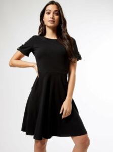 Čierne šaty Dorothy Perkins Petite