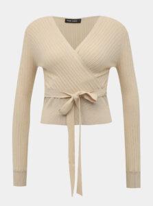 Béžový ľahký sveter TALLY WEiJL