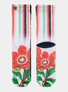 Červené dámske ponožky XPOOOS