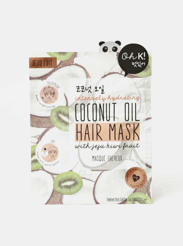 Hydratačná maska na vlasy s kokosovým olejom TALLY WEiJL