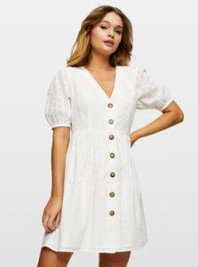 Biele šaty Miss Selfridge