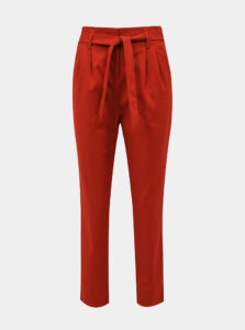 Tehlové nohavice VILA