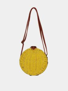 Žltá crossbody kabelka Haily´s Katharina