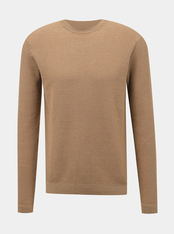 Béžový sveter ONLY & SONS Dalton