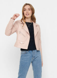 Ružová bunda ONLY Enya