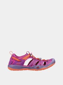 Ružové dievčenské sandále Keen Moxie JR