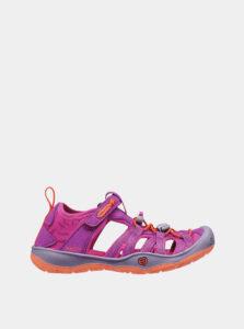 Ružové dievčenské sandále Keen Moxie K