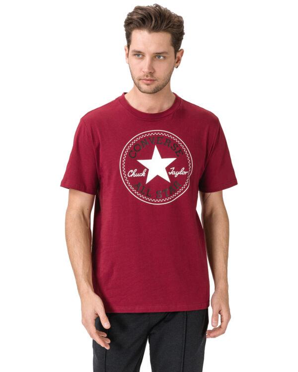 Converse Tričko Červená Viacfarebná