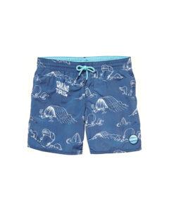 O'Neill Thirst To Surf Kúpacie kraťasy detské Modrá