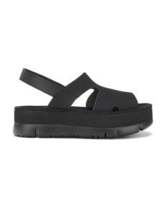 Camper Oruga Sandále Čierna